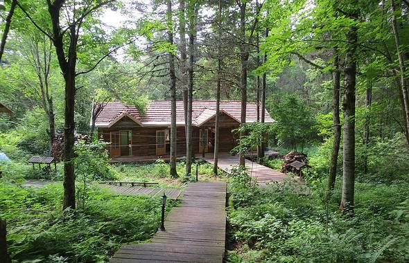 五营国家森林公园旅游攻略