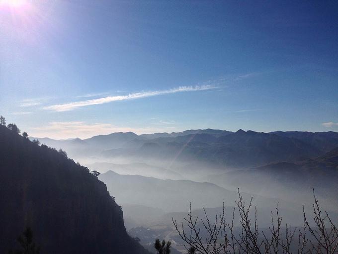 我的金庸武侠之旅——北岳恒山图片