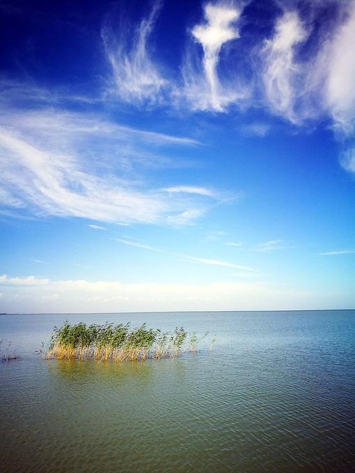 博斯腾湖图片