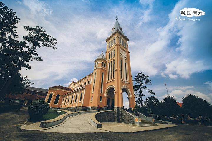 2016大叻教堂离疯狂屋不是很远 大叻天主教堂评论 去哪儿攻略社区