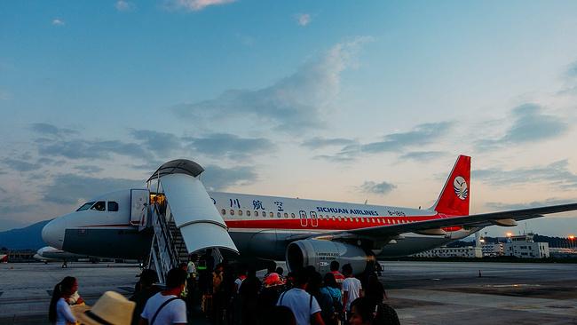三亚凤凰国际机场图片