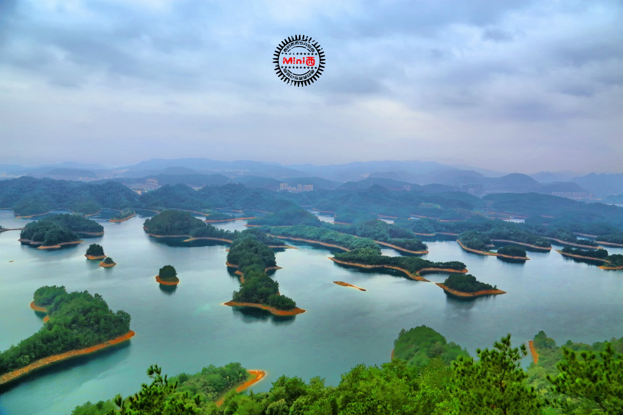 西的旅图之陪你泛岁月的涟漪,淳安千岛湖