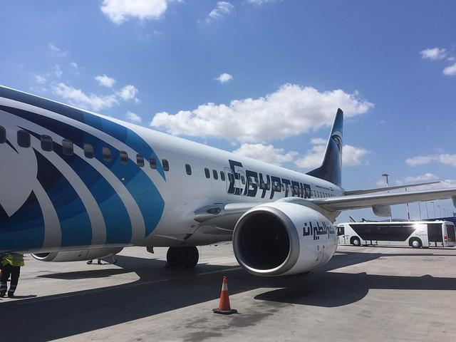 又一次乘坐埃及航空的航班