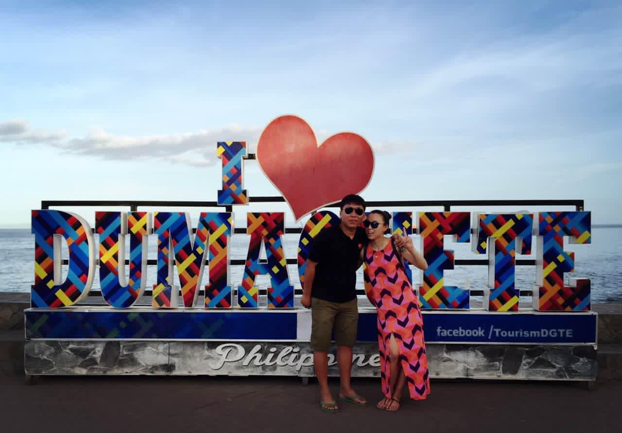 纪念我和宝宝刻骨铭心的爱情——杜马盖地,锡基霍尔,薄荷岛十天详细游记
