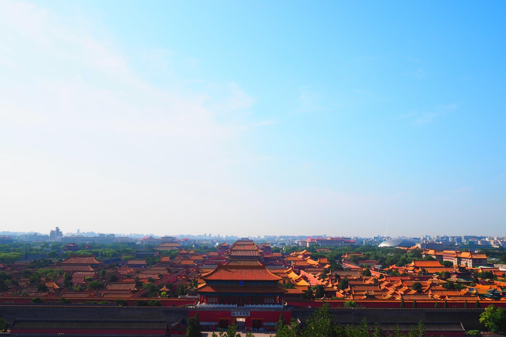  豪迈天下 北京-长白山-沈阳-北京