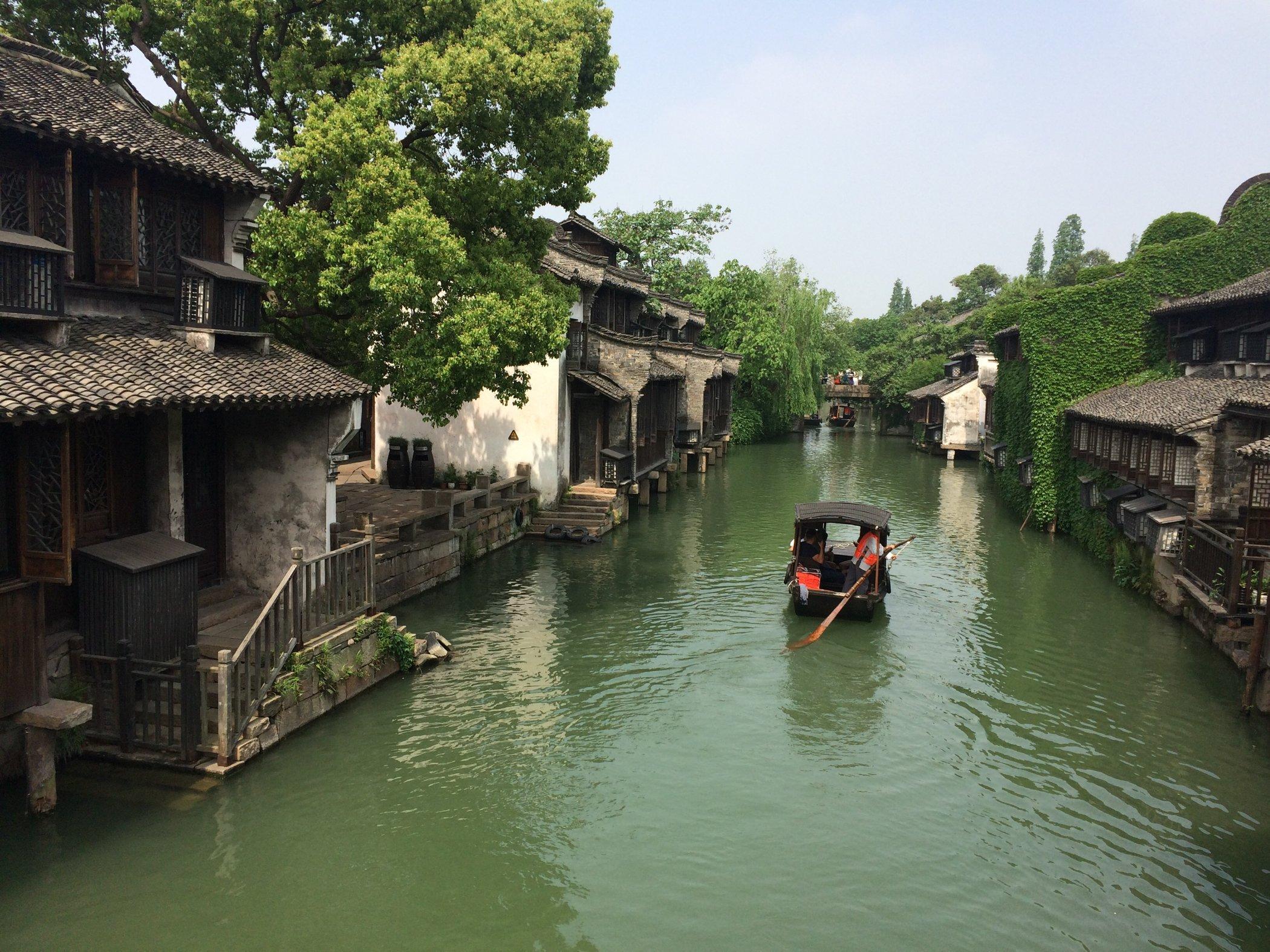 走在江南水乡画卷中——乌镇两日游