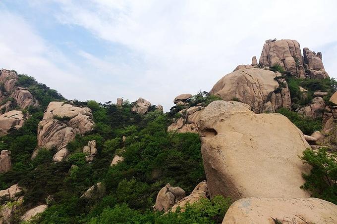 五蓮山風景區圖片