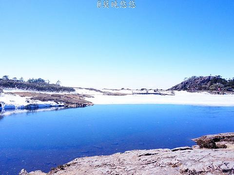 轿子雪山旅游景点图片