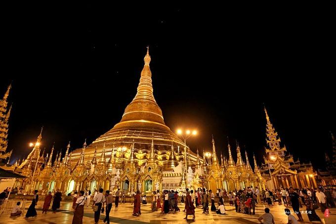 仰光旅游攻略 用航拍俯瞰缅甸,以空中视角,呈现不一样的缅甸  抵达