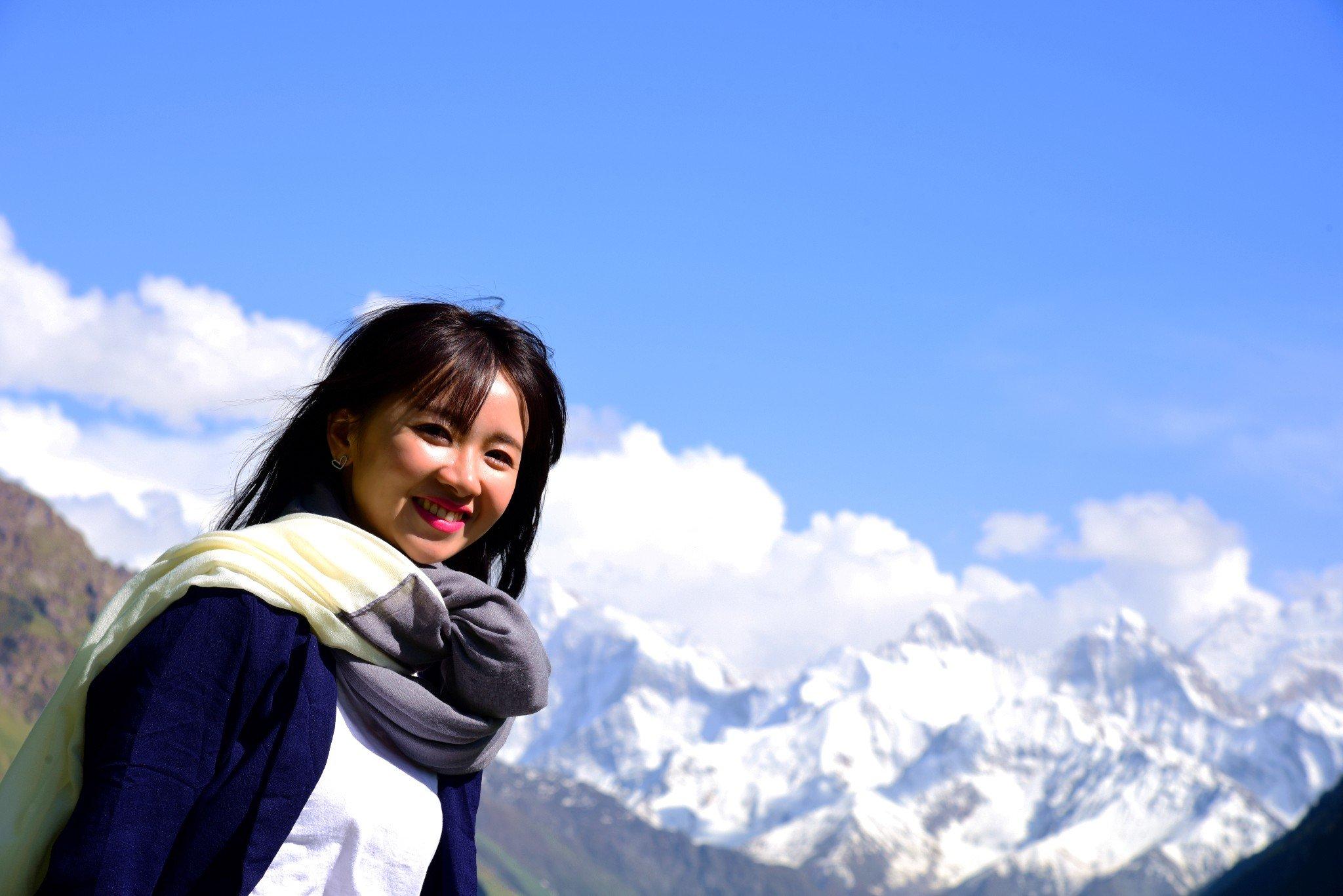 2019夏塔旅游区游玩还是,这座攻略雪山挺美的乌镇杭州上海苏州自助游攻略图片