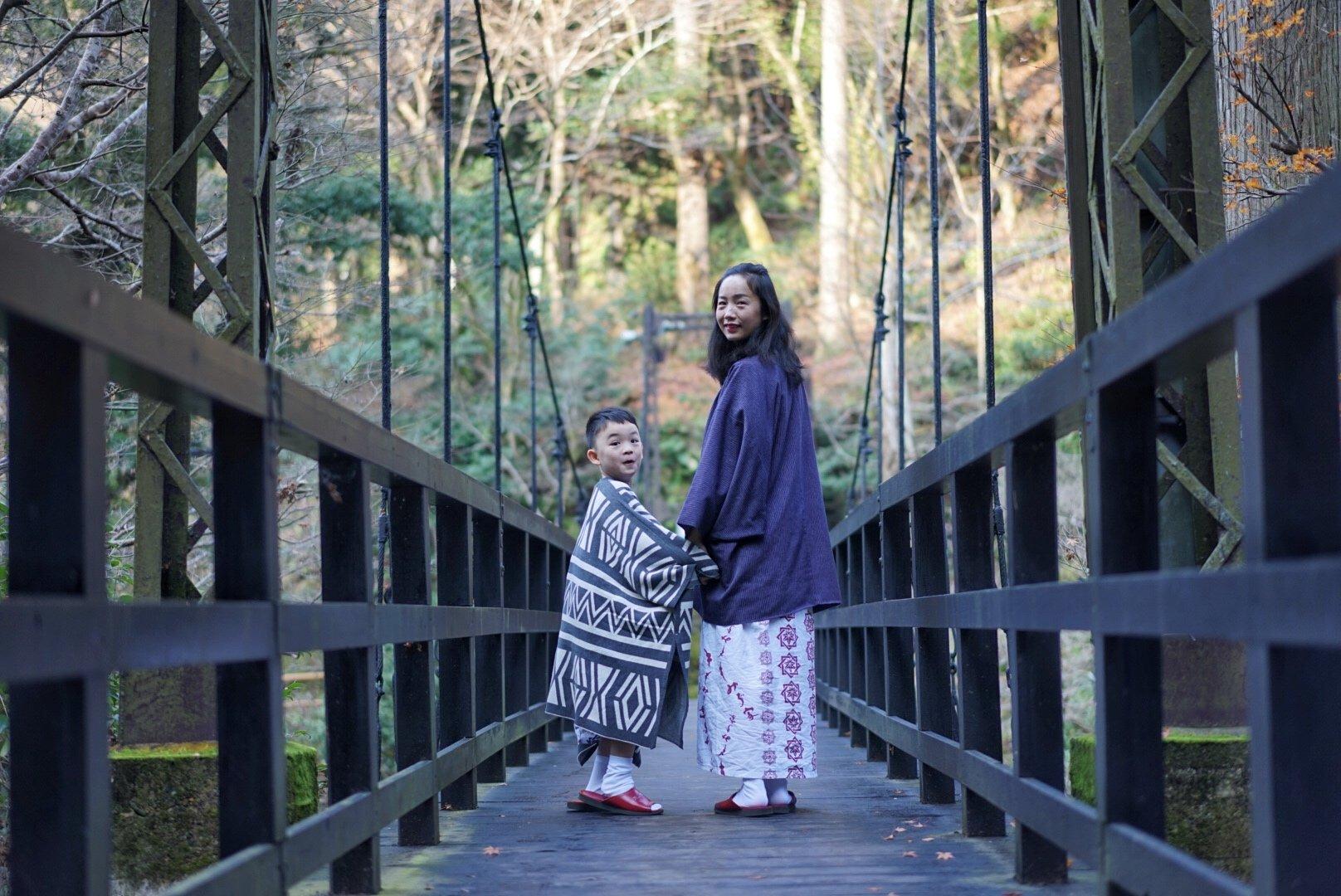 抓住枫叶的尾巴,感受禅意京都——京都一地八日半深度亲子游