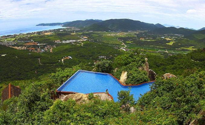 热带天堂森林公园,三亚湾图片图片