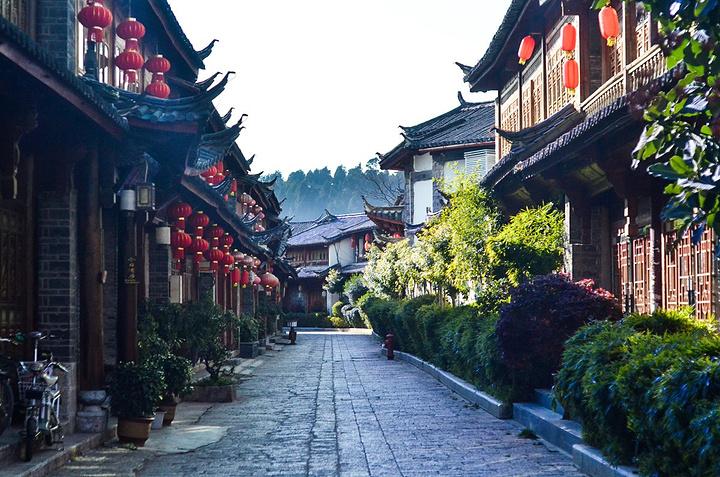 丽江网红歌手夏夏的音乐坊也在古城内,有兴趣的可以去看一看.图片