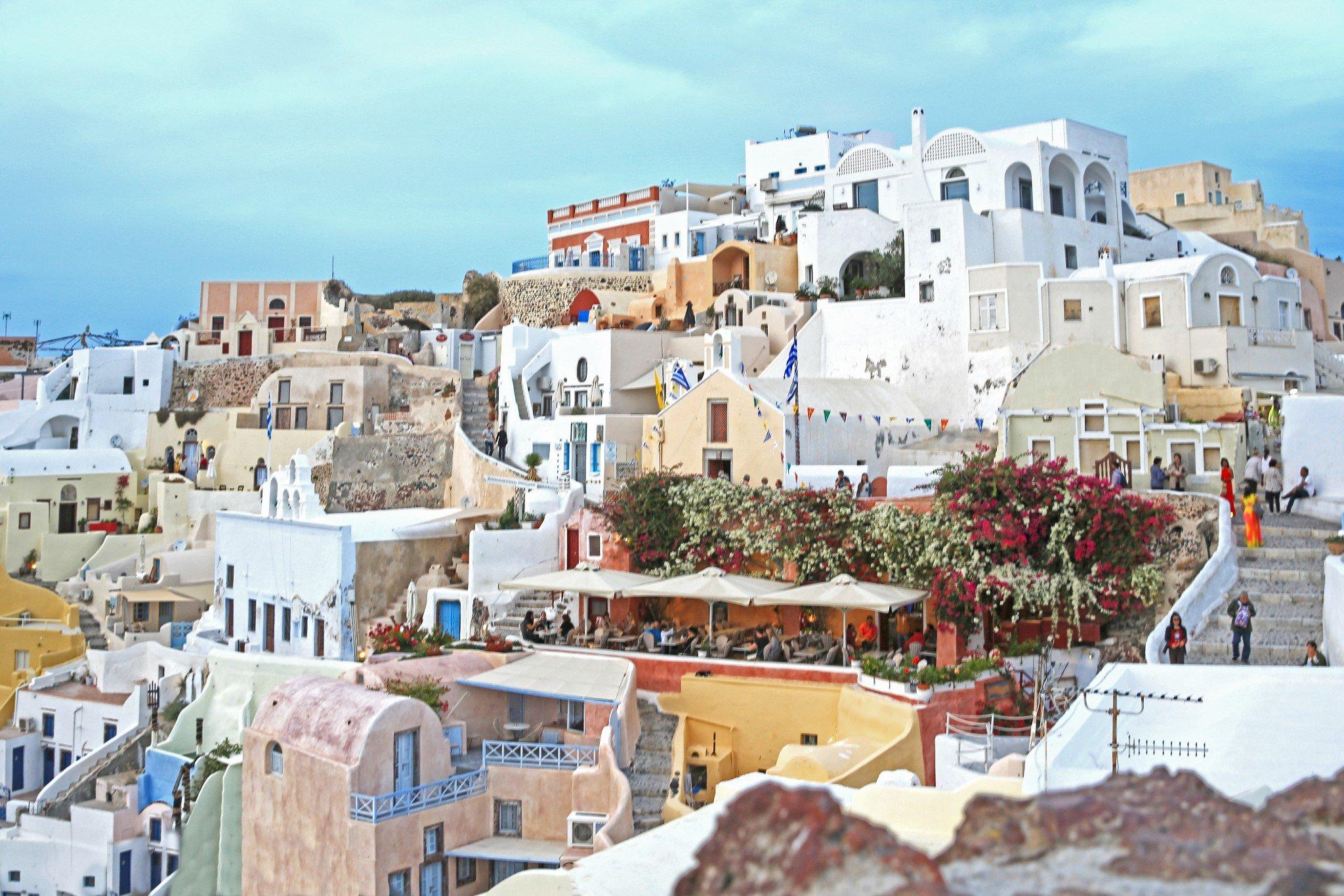 浪漫爱琴海——南欧旅行之希腊篇