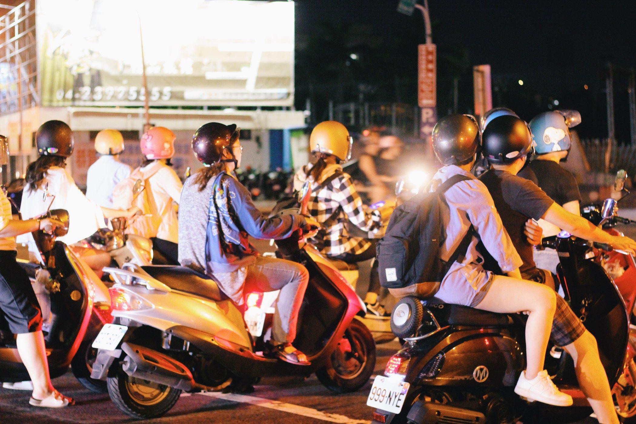 毕业旅行|在台湾的慢步调。