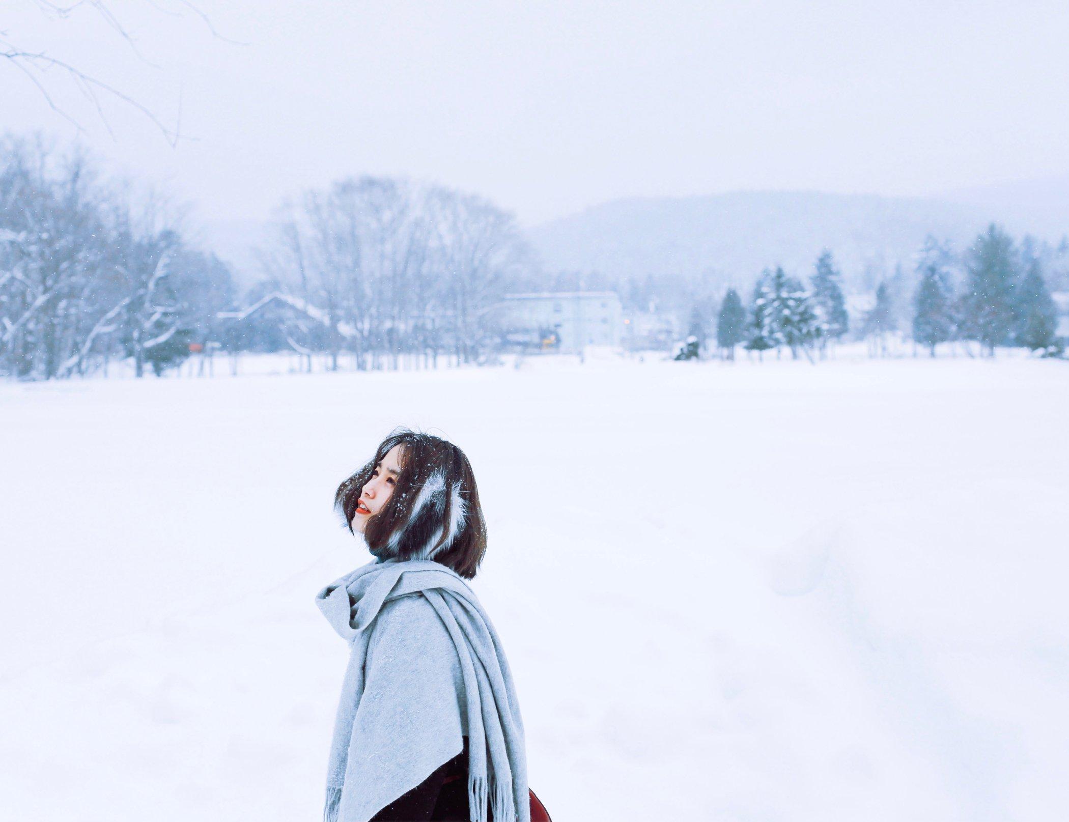 大白猫在路上】我想带你去北海道看雪_札幌旅东京放学后攻略图片