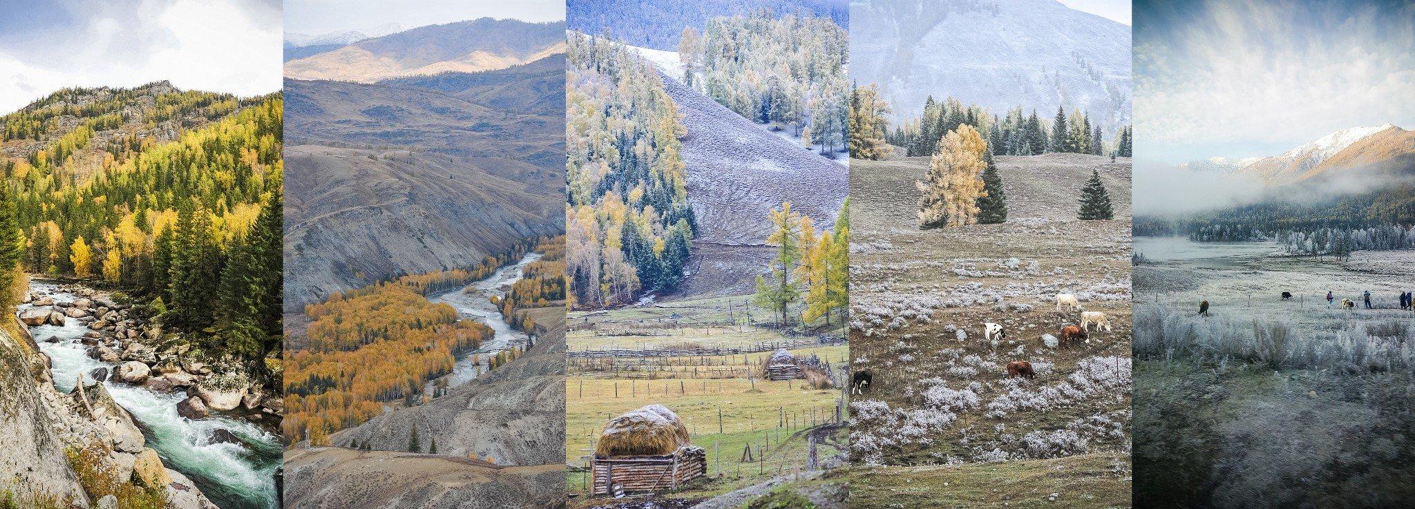 这年·跨天山南北·踏暴雪晴空——Incredible新疆
