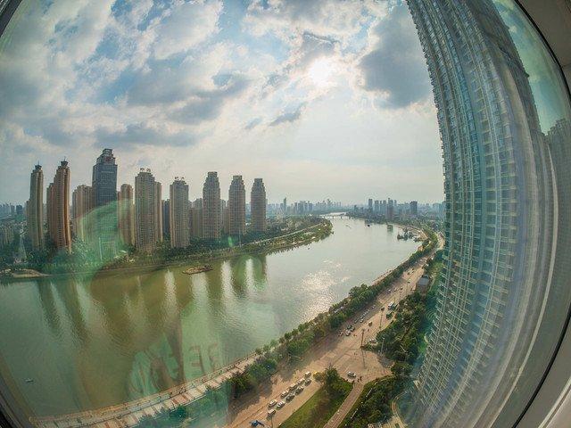 攻略城,一栋塔,一条街,一方桥武汉一座一日游经典拳师攻略树人图片