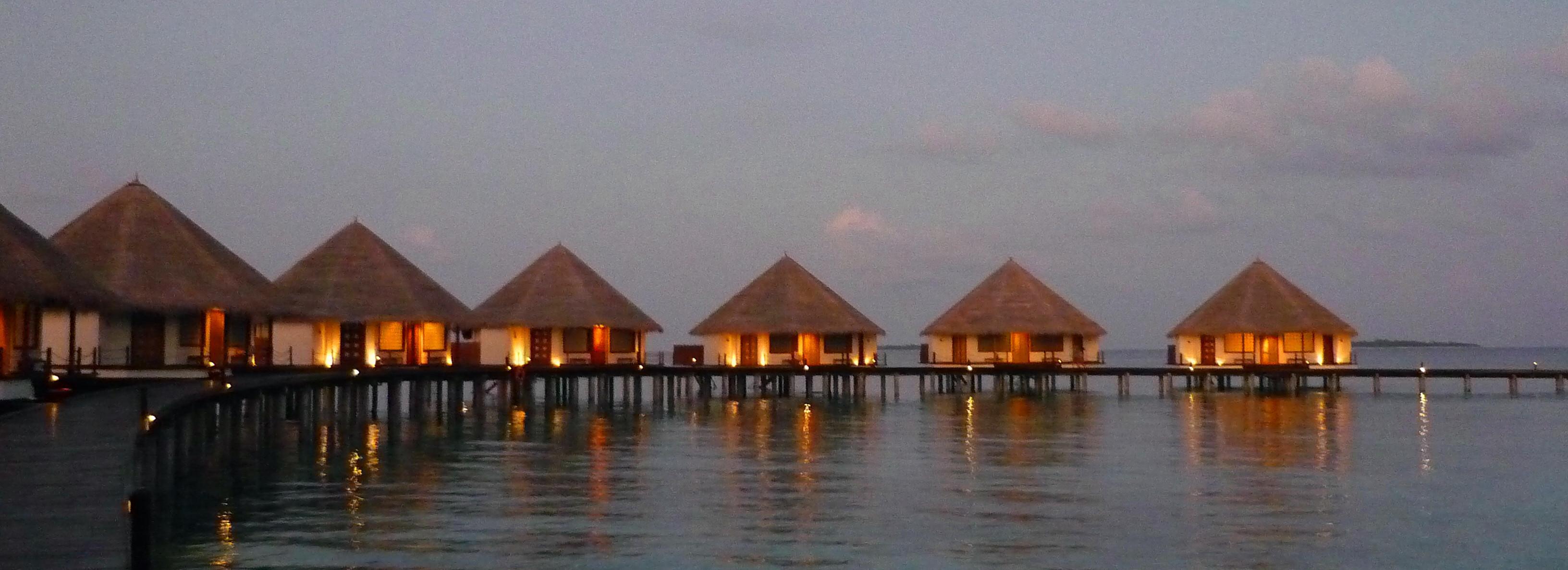 一岛一酒店, 两人一世界——去马代拍婚纱