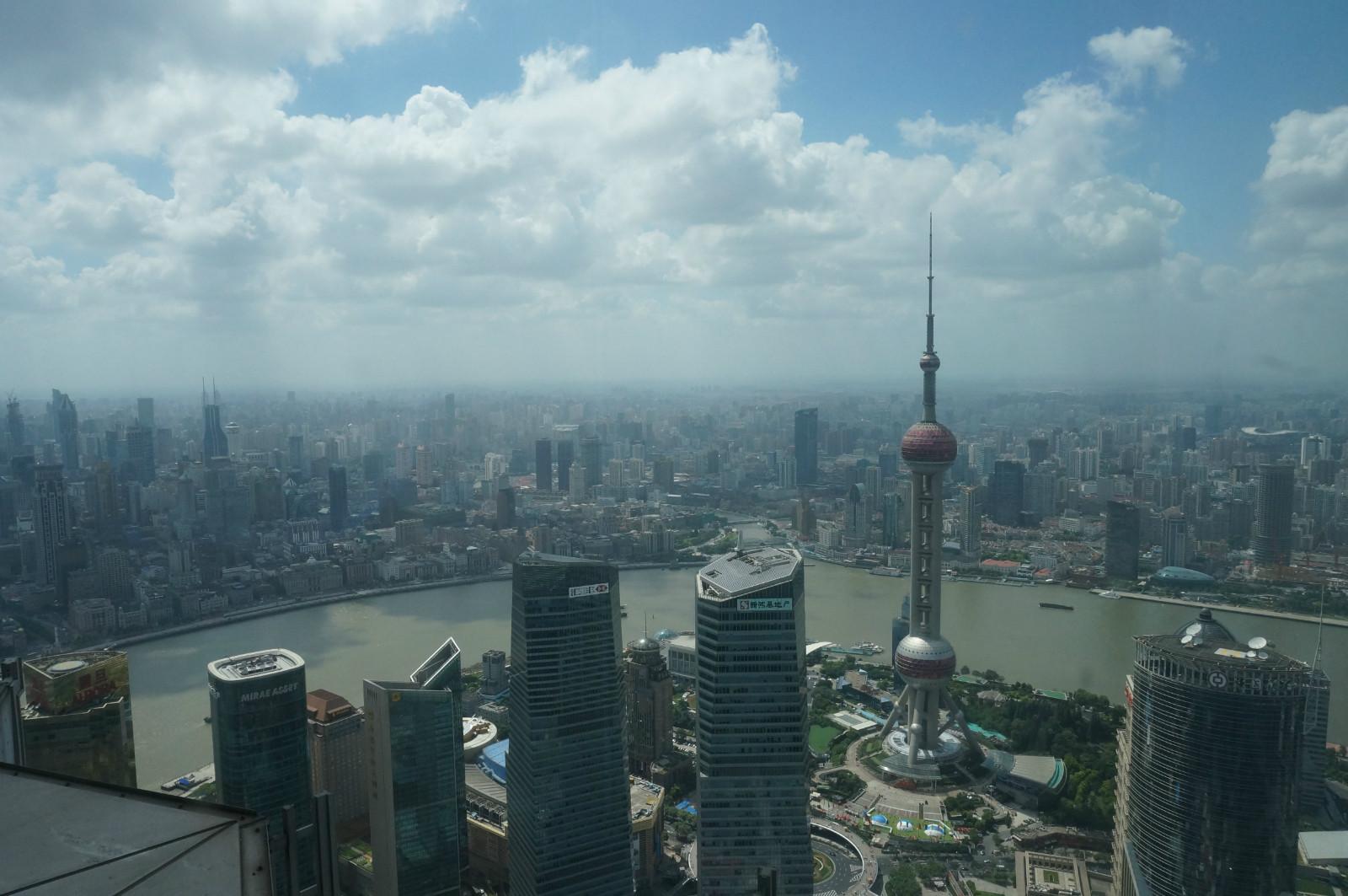 上海~7年后的重游
