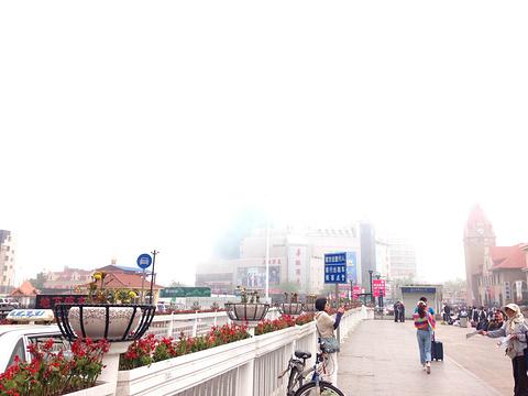 2014青岛火车站旅游长途汽车站_旅游攻略_门口袋妖怪釉色完美攻略图片
