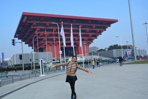 上海世博中国馆旅游景点攻略图