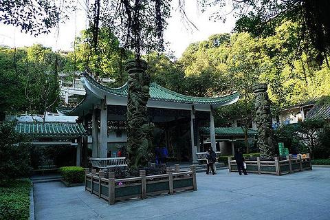 廣州碑林旅游景點攻略圖