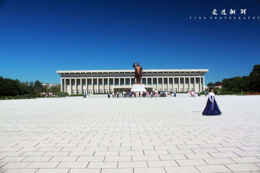 朝鲜-走进新义攻略纯妃州市图片