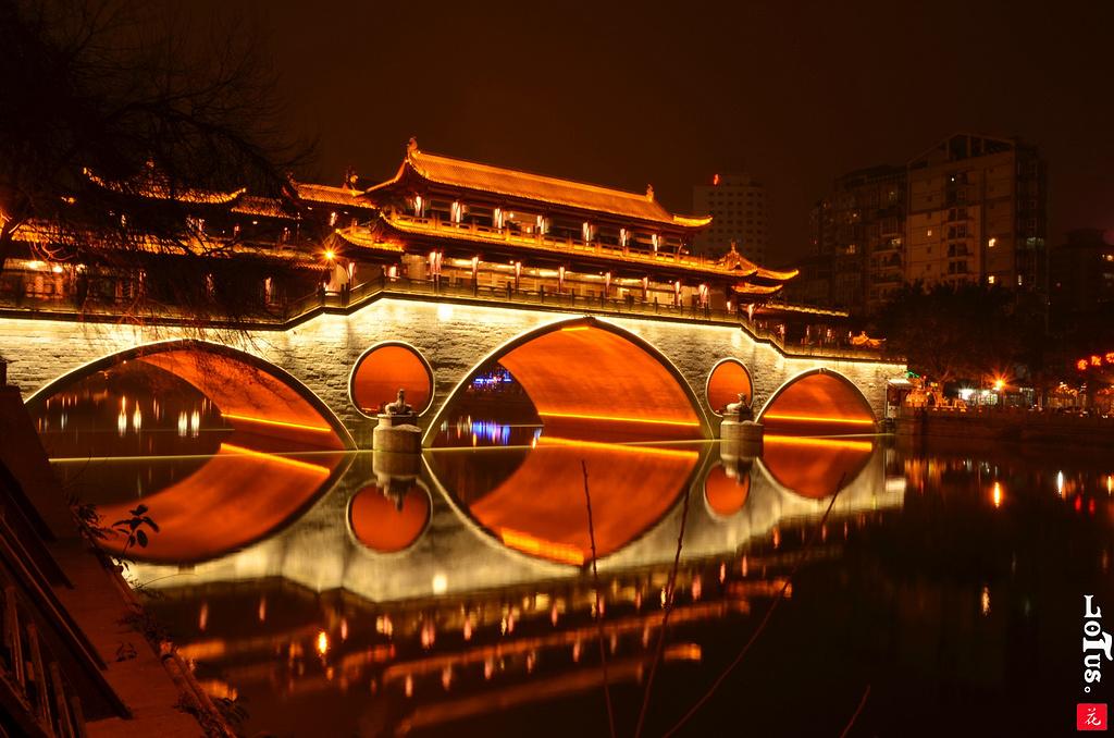 安顺廊桥旅游景点图片