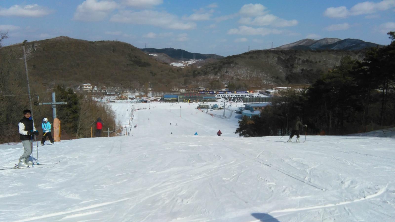 东北亚滑雪场