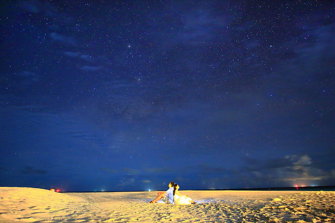 锡婚之旅(有了艳照和比基尼的马代才完美)图片