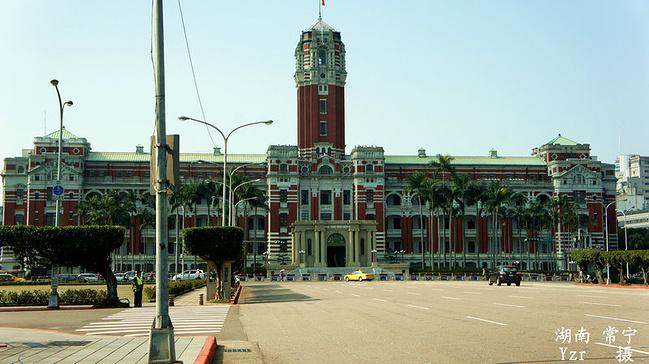 台北总统府图片
