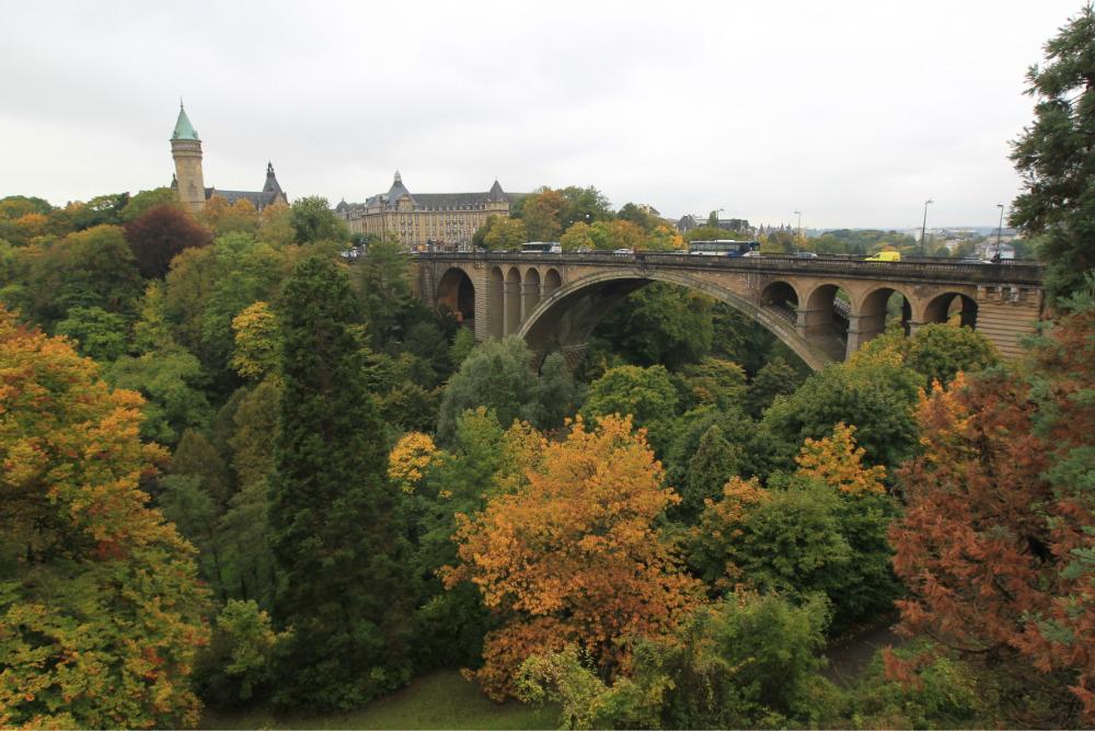 欧洲大穿越之卢森堡