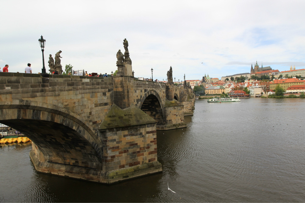 欧洲大穿越之捷克布拉格