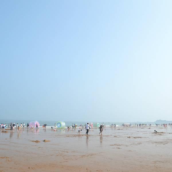 2019黄岛金沙滩攻略,金沙黄岛青岛滩游玩攻略门票小汤镇图片