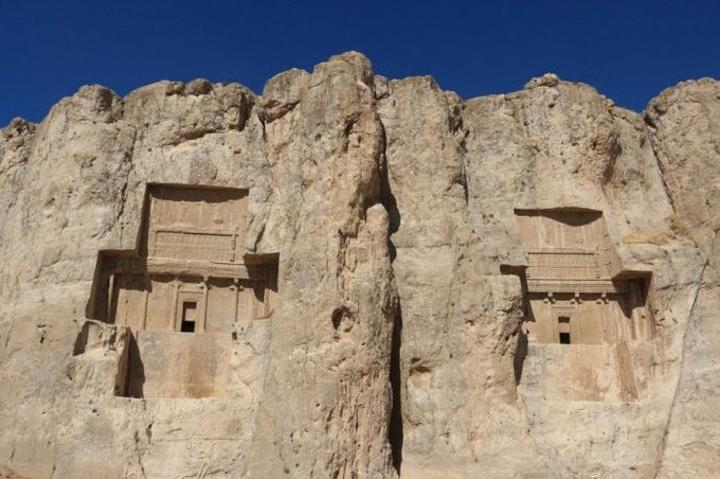 陵墓群铺陈眼前,非常a陵墓_波斯帝陵和萨珊浮密室逃脱7环游斧头攻略世界图片