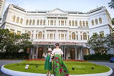 #樱花国吃货召集令#玩新加坡,畅享爱之旅