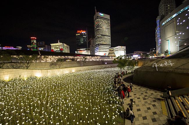 首尔东大门设计广场图片