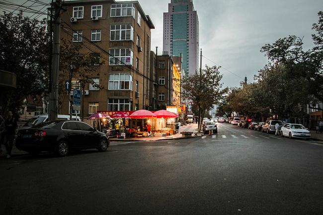 中山路商业区图片
