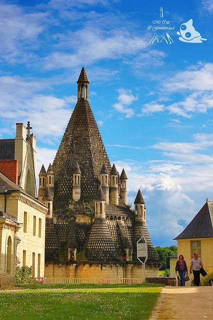五十五万平方公里有多少璀璨——法国(上)图片