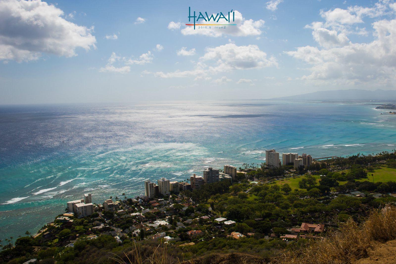 热浪碧海夏威夷