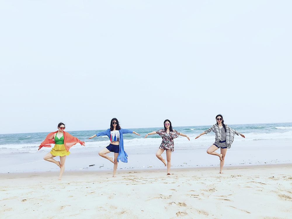 九个姑娘 越南越美