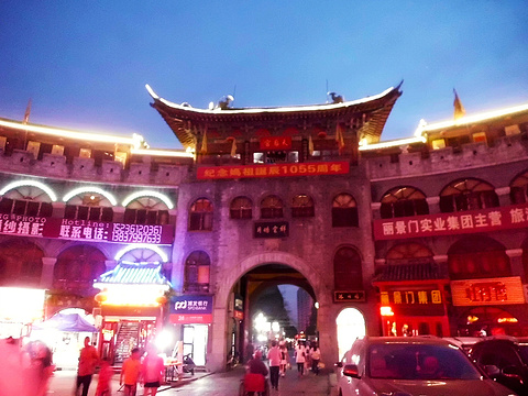 洛阳老街旅游景点攻略图