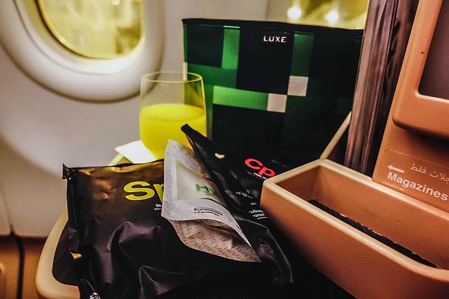 飞机篇 - 阿提哈德航空商务舱体验图片