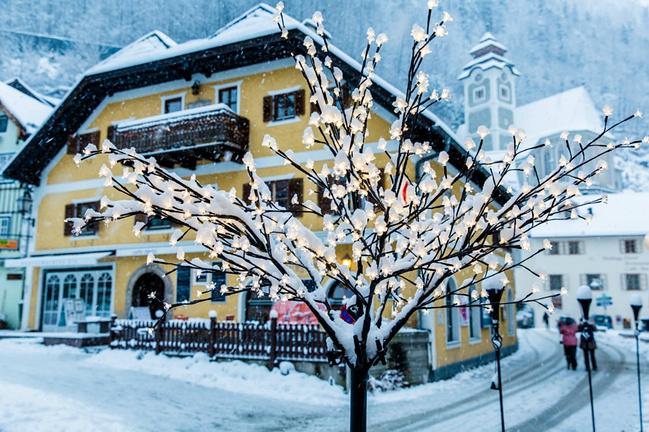 去看欧洲的冬天:杭州奥地利_因斯布鲁克v攻略攻略德国-山东自驾游攻略图片
