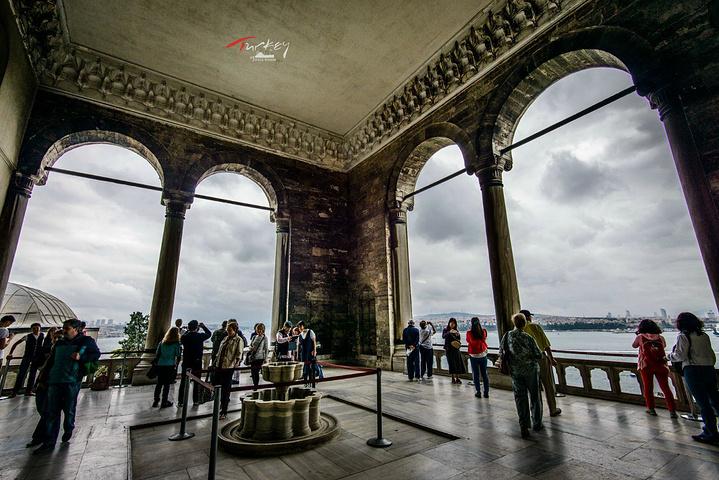 """""""托普拉帕宫最大的城门就是帝国门_托普卡帕皇宫""""的评论图片"""