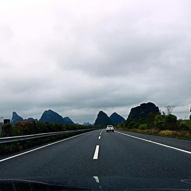 与闺蜜一家的广西、广州自驾游_桂林旅游攻略上海迪士尼一日游攻略春节图片