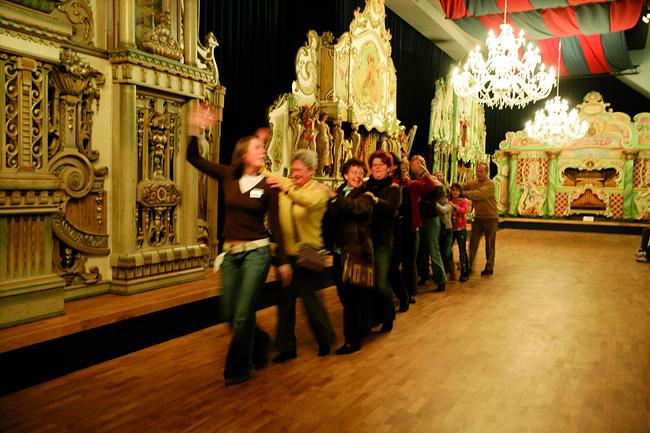 阿姆斯特丹郁金香博物馆图片