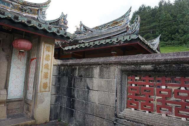 古代石结构建筑
