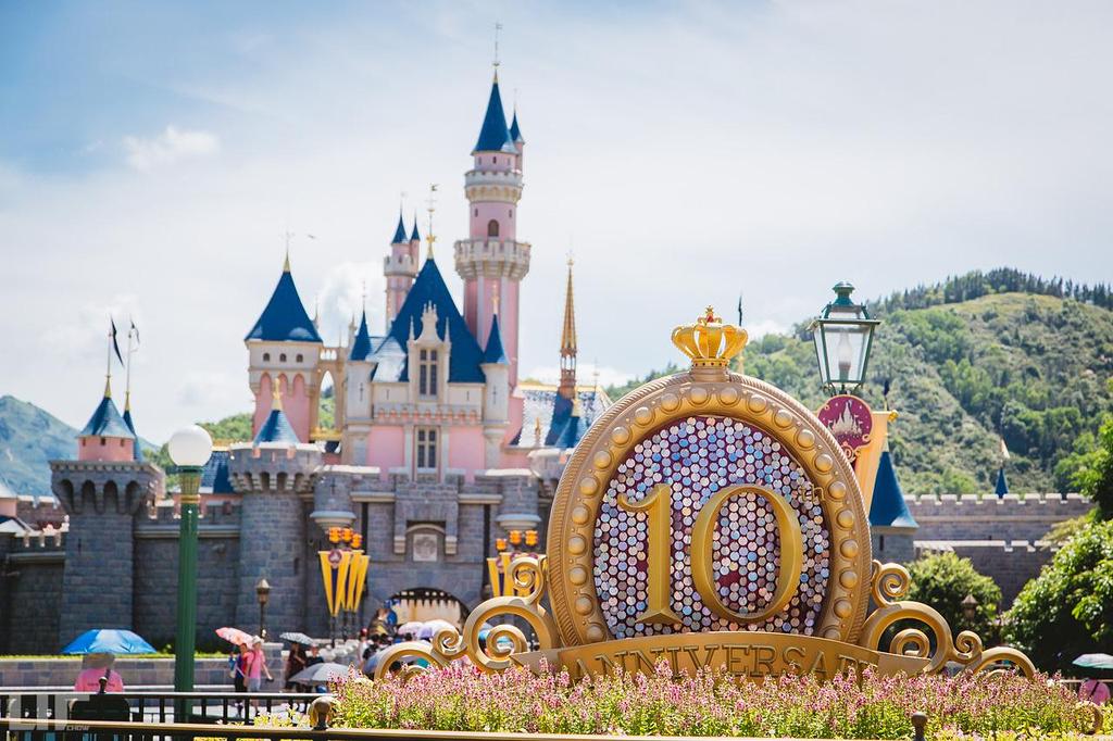 让a乐园飞翔#香港迪士尼乐园十周年记!_香港旅攻略逃脱密室20房间10图片